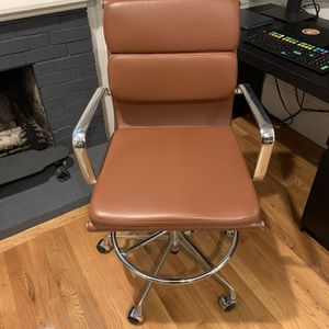 SOHO Drafting Chair (Adjustable Height) By Laura ($450 New) for Sale in Boston, MA