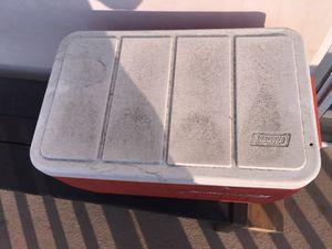Colman Camping Cooler for Sale in Scottsdale, AZ