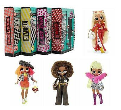 1 Lol Surprise OMG Fashion Dolls