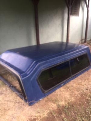 Camper shell for Sale in San Diego, CA