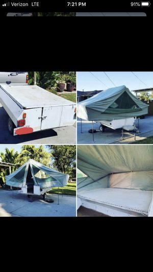 ApplyBy Pop Up Tent Trailer for Sale in Jurupa Valley, CA