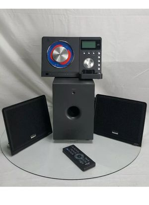TEAC MC-DX32i AM-FM/CD PLAYER/iPOD DOCK HI-FI STEREO MICRO SYSTEM W/ REMOTE for Sale in Auburn, WA