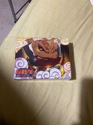 Naruto booster box new for Sale in Alexandria, VA