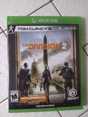 The Division 2 Xbox One for Sale in Fresno, CA