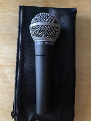 SHURE SM58 for Sale in Seal Beach, CA