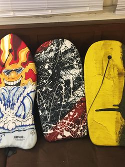 Pro Style Adult Sized Boogie Boards. for Sale in Washington,  DC