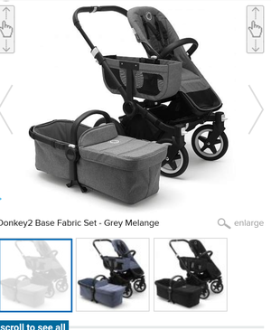 Brand new Bugaboo donkey stroller for Sale in Rockville, MD