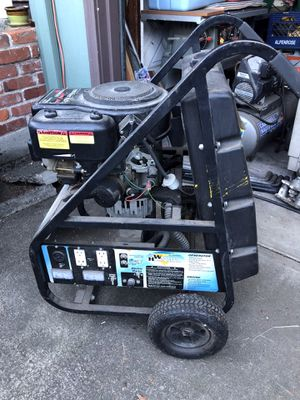 Generator: 7500 watts for Sale in Vancouver, WA