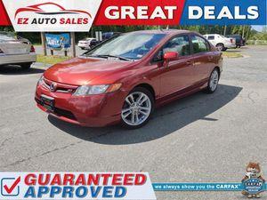 2007 Honda Civic Si for Sale in Stafford, VA