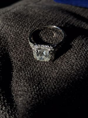 Wedding ring engagement ring for Sale in Anaheim, CA