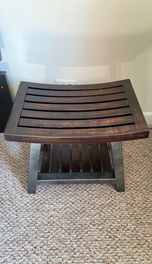 Heavy nightstand/stool for Sale in University, VA