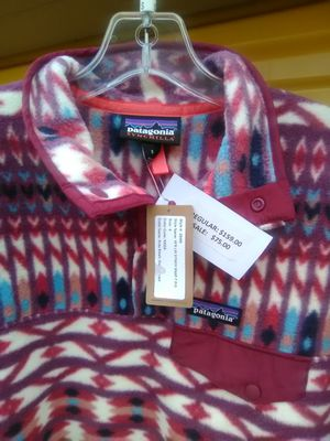 Patagonia Burgundy Tribal Sweater for Sale in Austin, TX