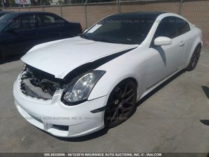 2006 Infiniti g35 rev up supercharger parting out for Sale in Rancho Cordova, CA