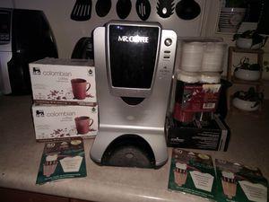 Mr. Coffee Keurig + Extra's for Sale in AMELIA CT HSE, VA