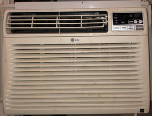 LG 10000 btu Air conditioner AC A/C CLEAN HOME for Sale in Staten Island, NY