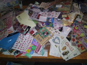 250+ NEW Stickers Scrapbooking for Sale in Lynchburg, VA