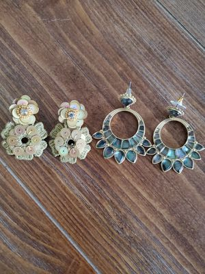 Kate Spade and Lucky Brand Earrings for Sale in St. Charles, IL