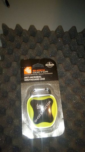 Mouth guard case for Sale in Bloomfield, CT