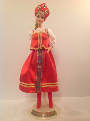 Russian Barbie Doll of the World for Sale in Albuquerque, NM