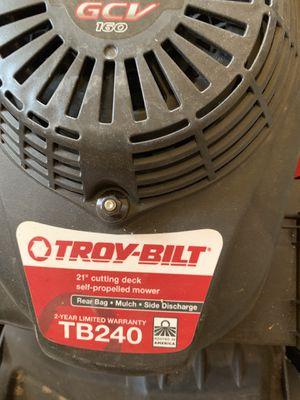 Troy Bilt Lawn Mower for Sale in Phoenix, AZ
