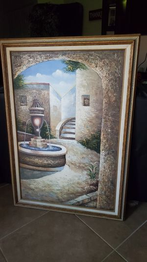 """41""""x29"""" Inches Painting Wall Art Decor for Sale in Fort Lauderdale, FL"""