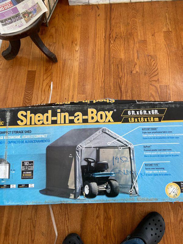 She'd-in-a-Box. 6x6x6