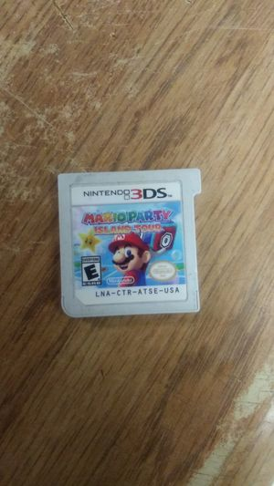 Mario Party Island Tour- For 3Ds and 2Ds for Sale in Lake Elsinore, CA
