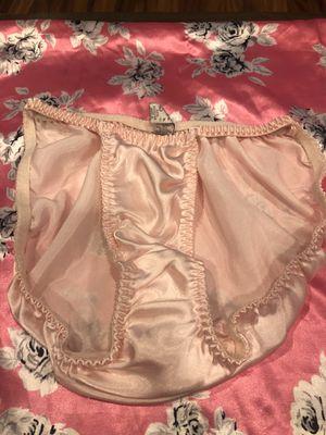 Vintage satin panties for Sale in Bangor, ME