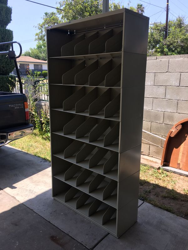 File Shelves Excellent Condition like new
