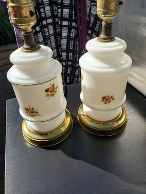 Antique Lamps for Sale in Cerritos, CA