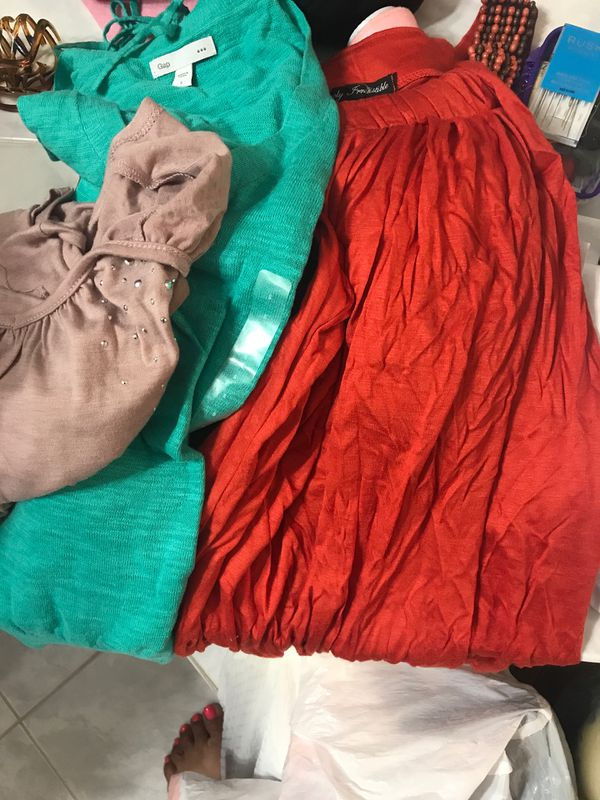 Free ladies clothes