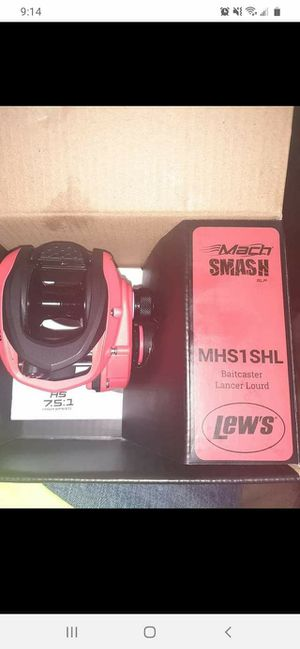 Lews mach.smash {url removed} left retrieve new in box 75 dollars for Sale in Rustburg, VA