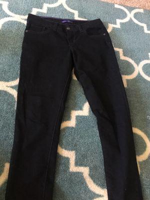 Levi's girls 16 black denim leggings jeans for Sale in Nashville, TN