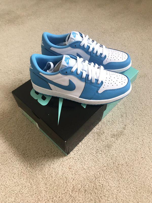 Nike SB x Air Jordan 1 Low UNC