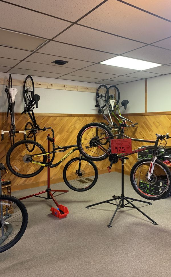 Build A Bicycle Located In Kingsford Michigan