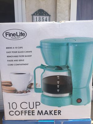 10 cup coffee maker for Sale in Santa Maria, CA