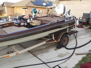 14ft ranger 115 outboard motor / w extra 75 Johnson motor for Sale in Wylie, TX