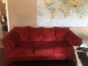 3 seat couch for Sale in Oakland, CA