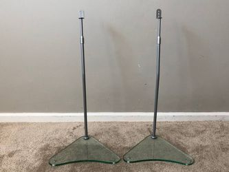 2 Adjustable Speaker Stands for Sale in Mount Prospect,  IL
