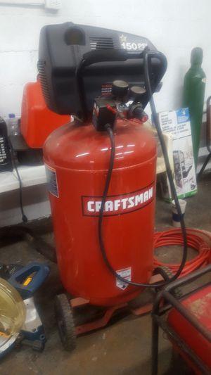 Craftsman 150 psi 33 gallon air compressor for Sale in Baltimore, MD