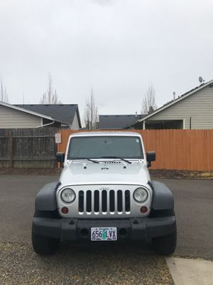 Jeep wrangler for Sale in Aloha, OR