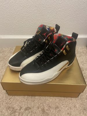 Jordan 12 Chinese new years size 8 for Sale in Davenport, FL