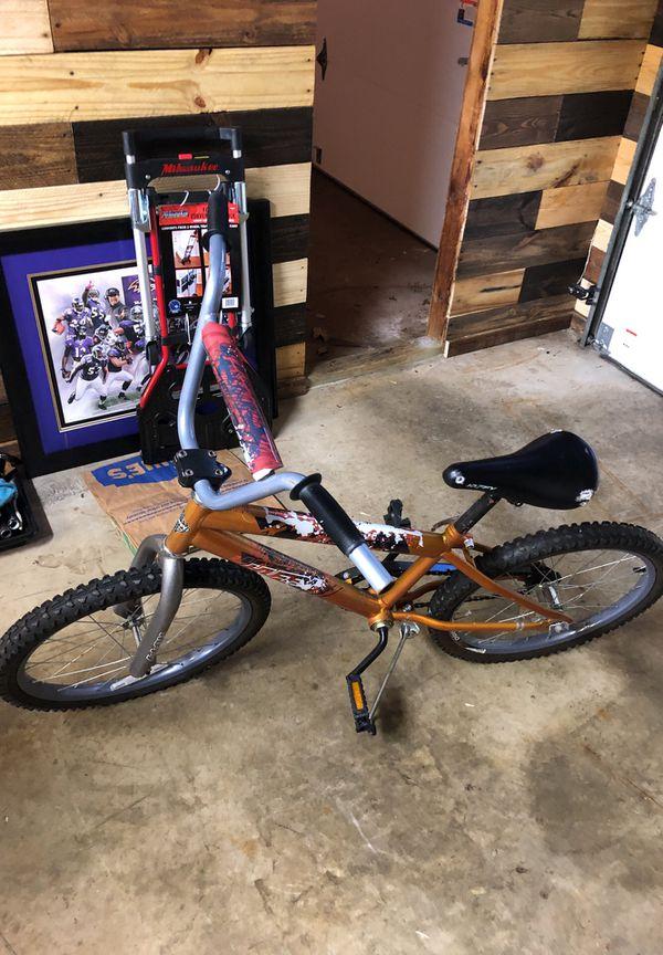 Huffy kids bike