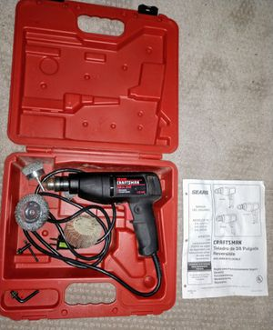 New Craftsman Drill for Sale in St. Petersburg, FL