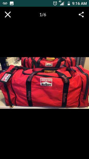 MARLBORO RED HUGE DUFFLE BAG for Sale in Santa Ana, CA