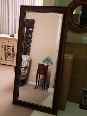Large mirror for Sale in Strongsville, OH