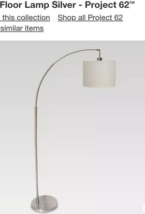 Arenal shade arc floor lamp for Sale in Columbus, OH