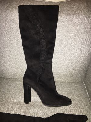 Boots, Beautiful Black Dress Boots for Sale in Tennerton, WV