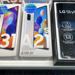 Unlocked Samsung Galaxy A21s New for Sale in Columbus,  OH
