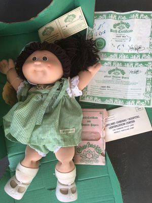 1980's Vintage Cabbage Patch doll for Sale in Hartford, CT